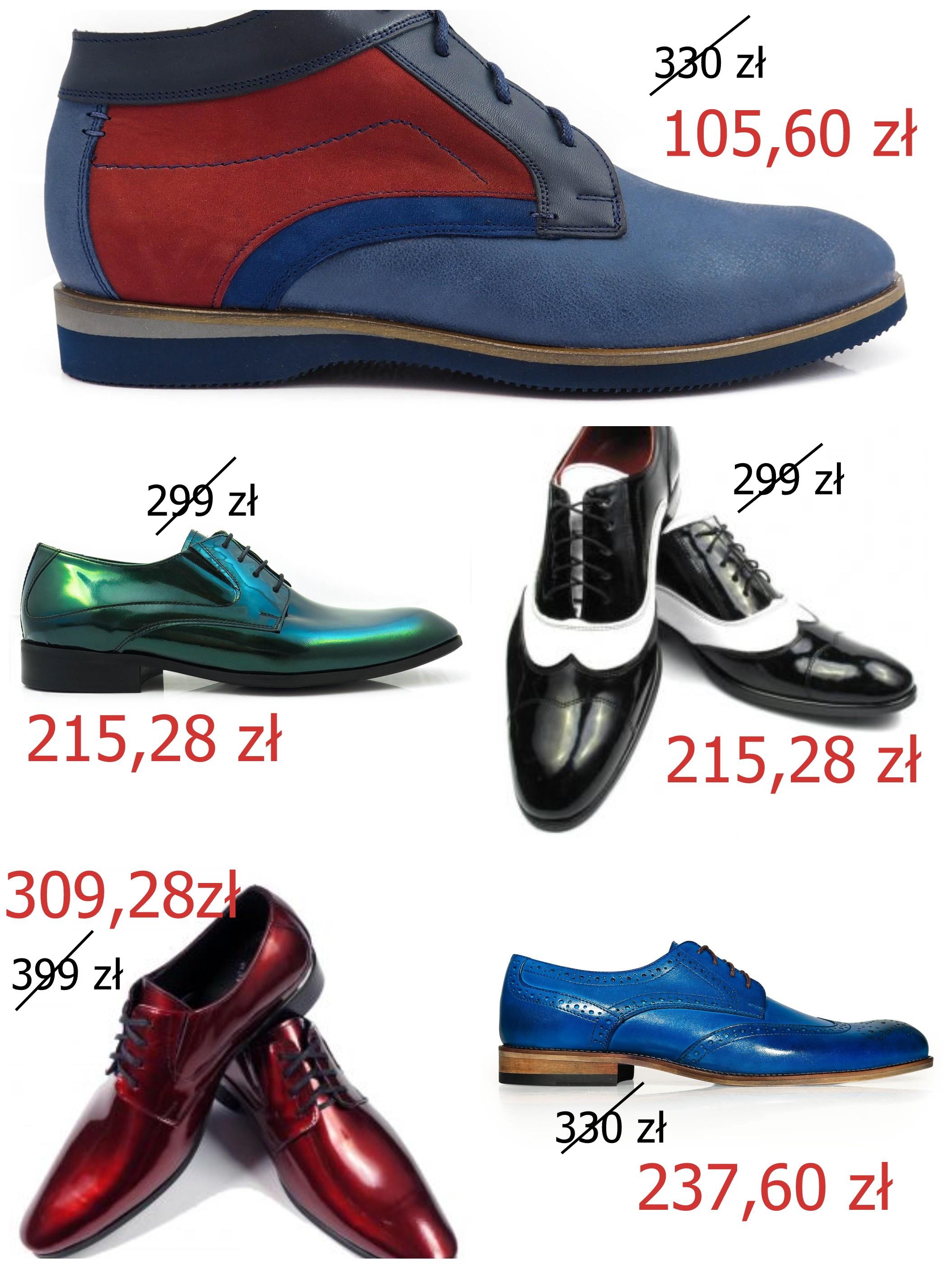 Rabat 20% na całą kolekcję obuwia (również na przecenioną) FABER / MODINI