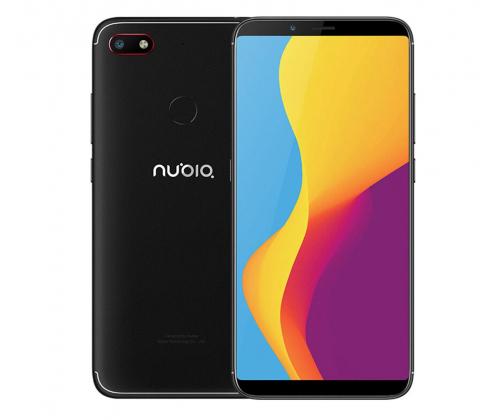 ZTE Nubia V18 4/64GB 6,01'' FHD Snapdragon 625 Dual SIM Android 7.1 ostatnie sztuki