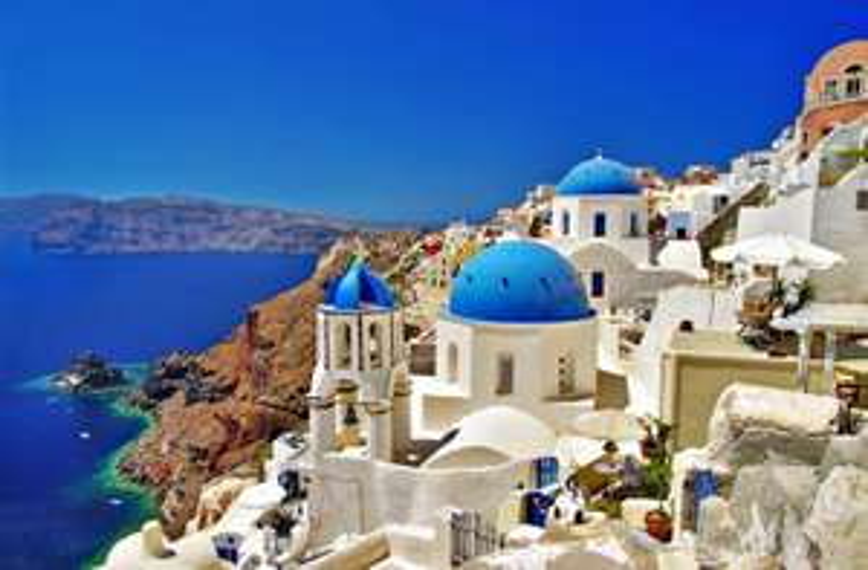 Santorini loty + hotel 5* - 10 nocy za 1390zl/os w V 2020 z KRK!