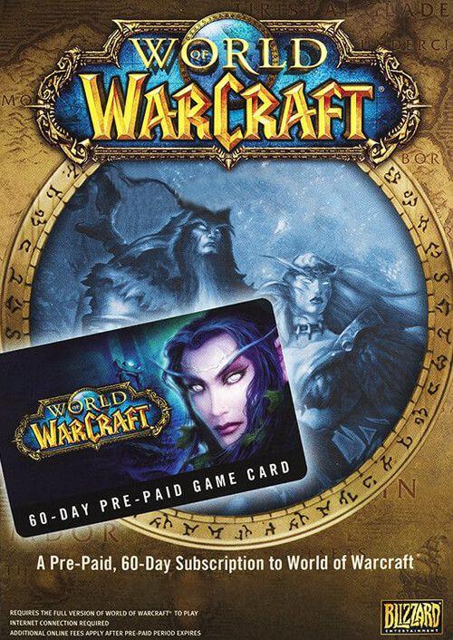 World of Warcraft - abonament 60 dni [EU]