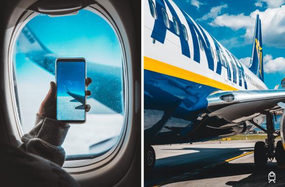 Sprzedaż Ryanair: loty do Europy, Afryki Północnej i na Bliski Wschód już od 4,5€