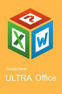 Ultra Office na Windows 10 za darmo (Microsoft Store)