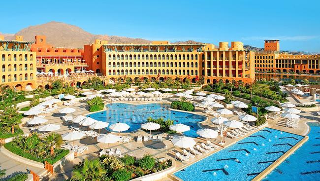 25°C! Luksusowe Last Minute w Egipcie! Tydzień w 5* hotelu z all inclusive za 1099 PLN
