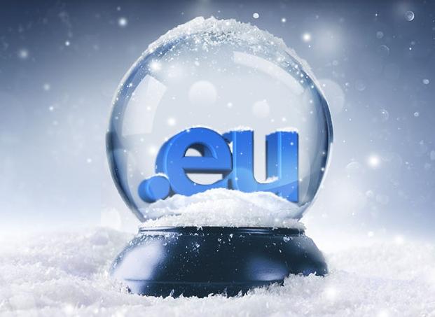 Domena .eu na 10 lat tylko do 18.12.2019