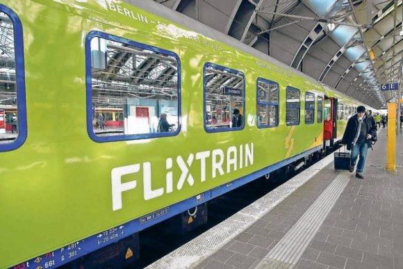 Flixtrain: pociągi w Niemczech już od 4,99 €!