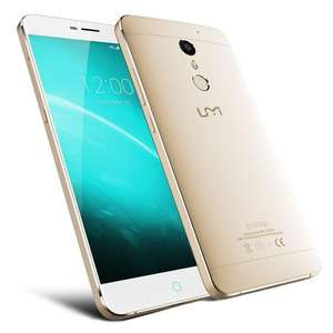 UMI Super Smartphone 4G MTK6755,5.5 Inches FHD 1920 * 1080 Pixels Screen Android 6.0 4GB+32GB 5MP+13MP