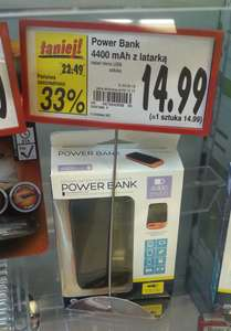 Power BANK 4400 mAh za 14,99