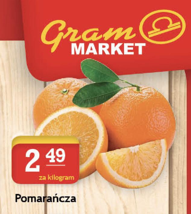 Pomarańcze 1kg - Gram Market