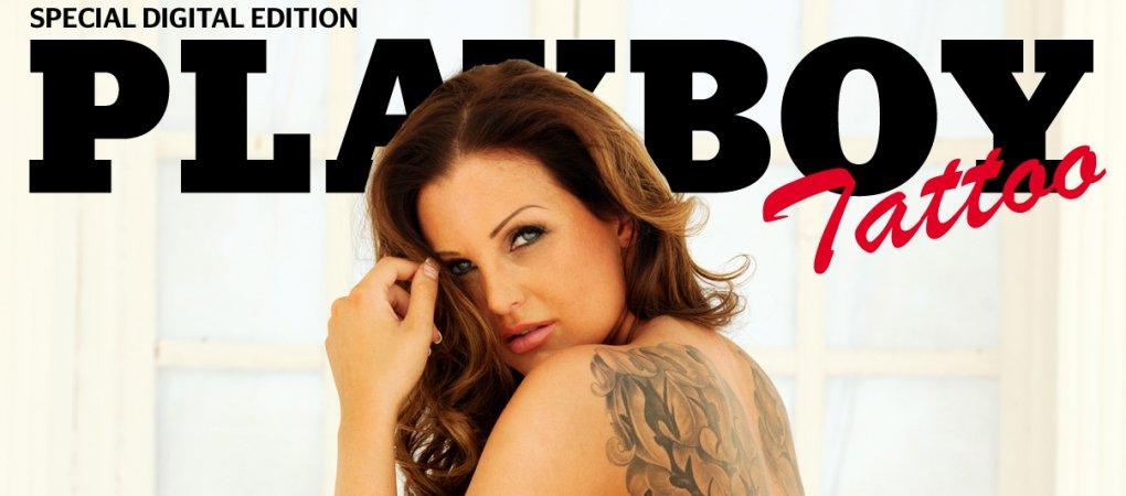 [18+] Tattoo Girls - specjalne wydanie cyfrowe za darmo @ Playboy