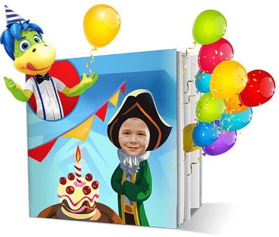 Przy zakupie Danonków - książka i e-book w prezencie @ Urodziny.danonki.pl