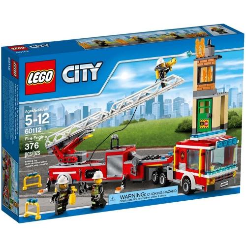 LEGO City Wóz strażacki 60112 za 149,98zł (70zł taniej) @ Toys'r'us