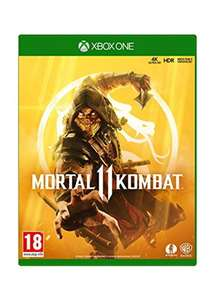 Mortal Kombat 11 Xbox One/PS4