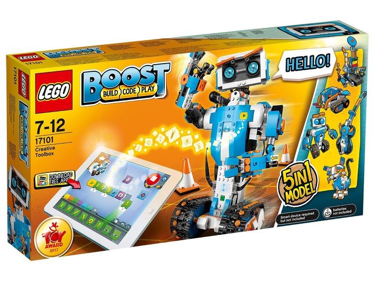 LEGO boost 17101 Zestaw kreatywny @ lidl stacjonarnie