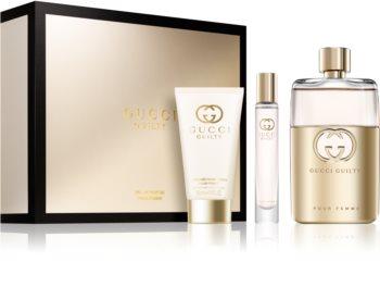 zestaw prezentowy Gucci Guilty Pour Femme, EDP, woda perfumowana