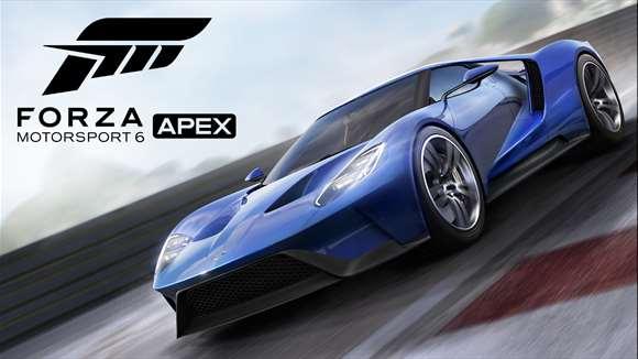 Forza Motorsport 6: Apex (Beta) dla Windows 10 za darmo @ Microsoft