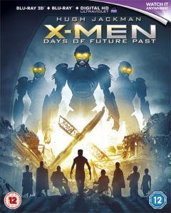 X-Men: Days of Future Past 3D za ok. 30zł, zestawy 2x Blu-ray ~ 47zł @ Zavvi