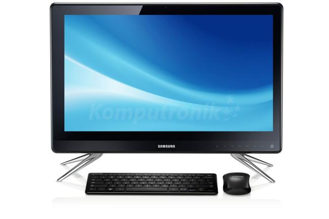Komputer All-In-One Samsung  DP500A2D (21,5', i3, 6GB RAM, 500GB DYSK, Windows 8) przecena z 3799zł na 2199zł @ Komputronik