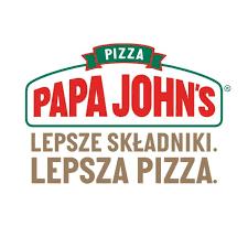 Pizza PAPA JOHN'S duża w prezencie Warszawa