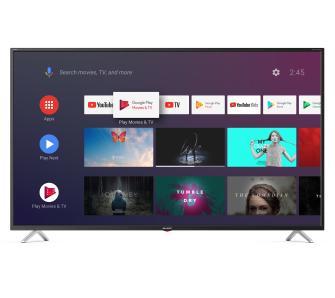 "Telewizor 65"" SHARP 65BL5EA, 4K, Ultra HD, Android, EdgeLed, 60Hz, głośniki Harman Kardon 2x10W, Subwoofer 15W"