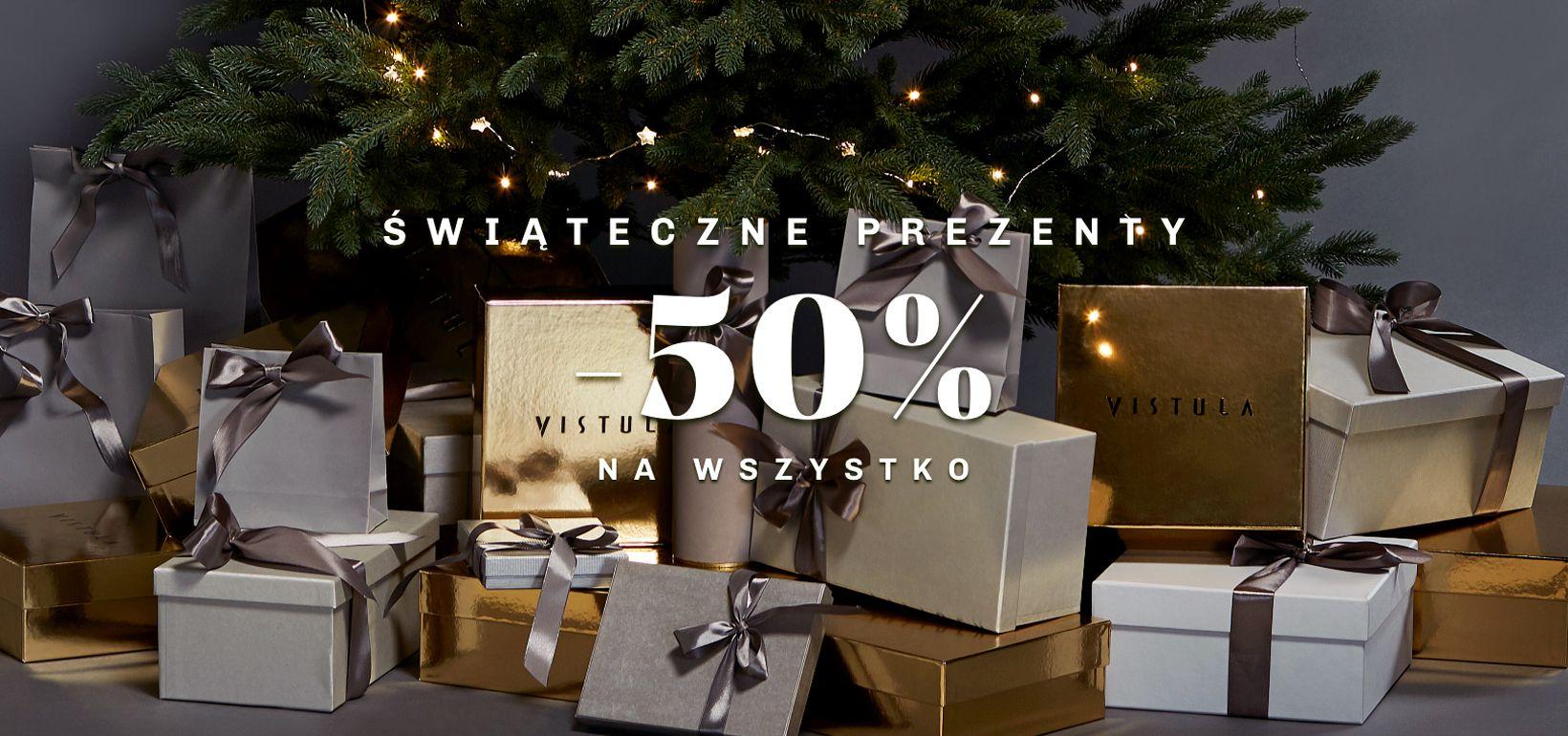 Vistula -50% na wszystko