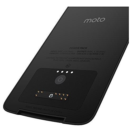 Motorola Moto Mods bateria Incipio OffGrid (Power Pack): wersja zwykła i z ładowaniem bezprzewodowym poza telefonem, do smartfonów z serii Z
