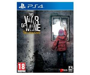 This War of Mine: The Little Ones [Playstation 4] za 65zł @ X-Kom