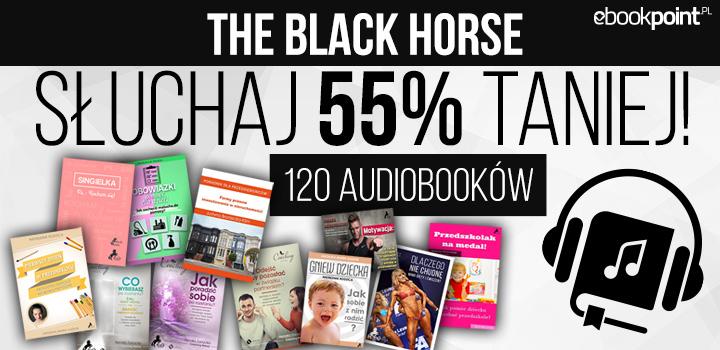 120 audiobooków 55% taniej @ ebookpoint.pl