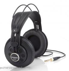 Słuchawki studyjne SAMSON SR850 50mm 30kHz 32Ohm
