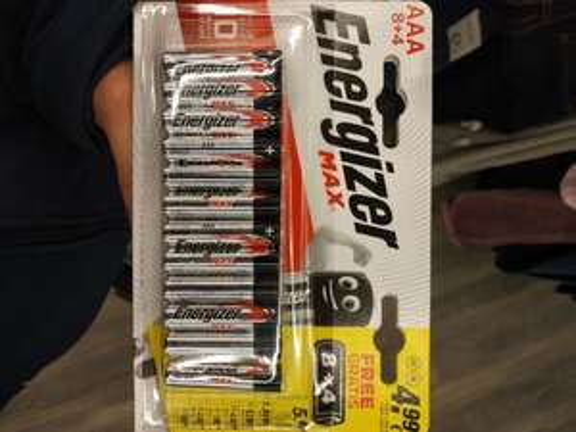 Baterie Energizer Max AA oraz AAA. 12 szt.