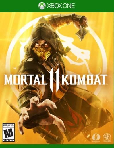 Mortal Kombat 11 PL Klucz Kod VPN Xbox One