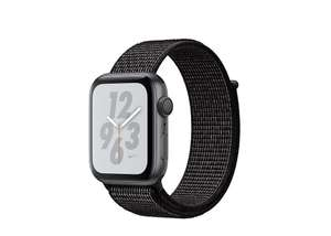 Apple Watch 4 Nike+ 40mm Space Gray