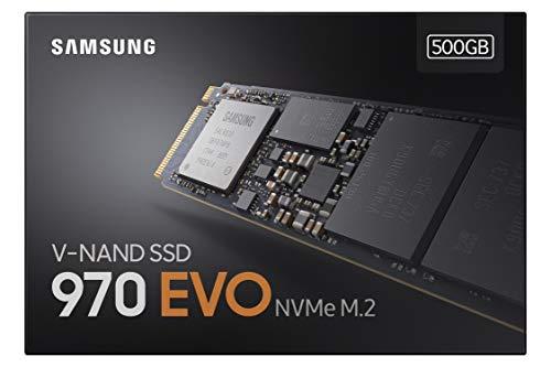 Dysk SSD Samsung 970 EVO 500GB PCIe x4 NVMe M.2 SSD (MZ-V7E500BW)