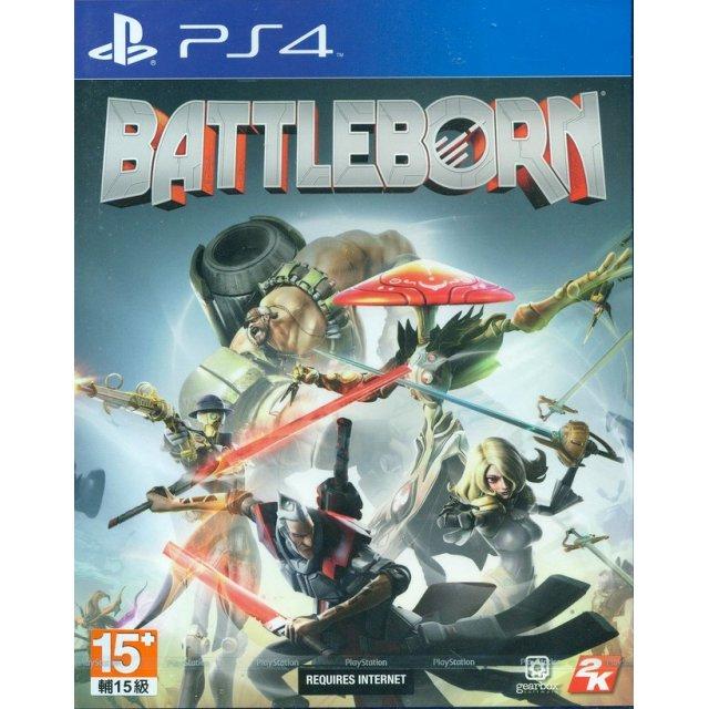Battleborn [Playstation 4]  za 83zł z dostawą do Polski @ Play-Asia
