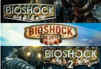 Bioshock Triple Pack (1,2 oraz Infinite) na Steam'a za 30,64zł @ Kinguin