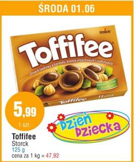 Niska cena na Dzień Dziecka - Toffifee za 5,99zł @ E.Leclerc