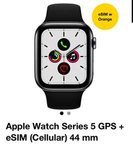Apple watch 5 44mm GPS + Cellular Black/Silver/Gold !!