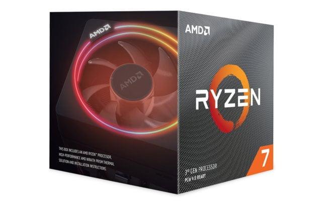 AMD Ryzen 3700X z kodem za zapisanie do newslettera -50zł