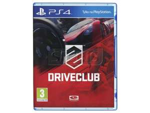 Driveclub PS4 za 8,85zl @ Sferis