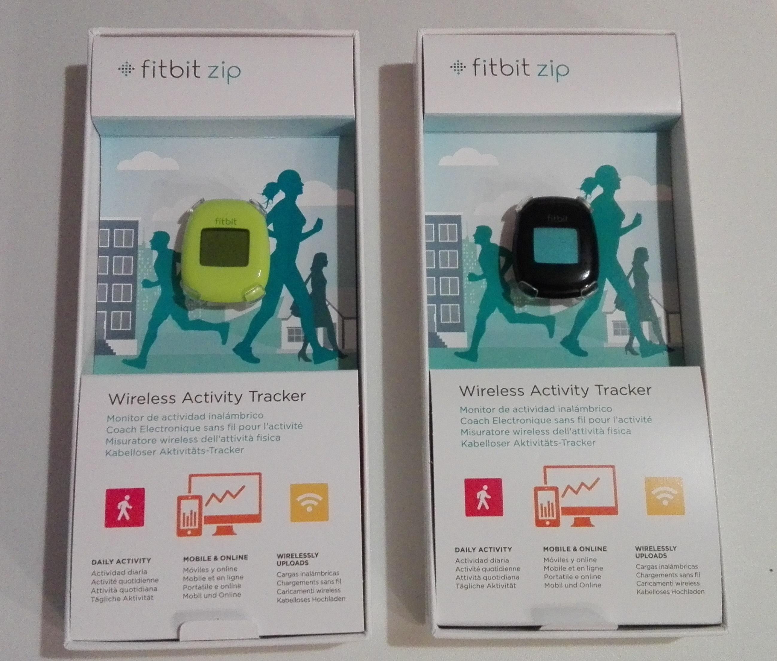 Fitbit Zip Wireless Activity Tracker - Świetny krokomierz w bardzo atrakcyjnej cenie @ Tesco