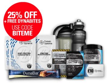Welcome Pack za darmo (pokrywamy koszty przesyłki): próbki odżywek, shaker, bidon i inne @ Protein Dynamix