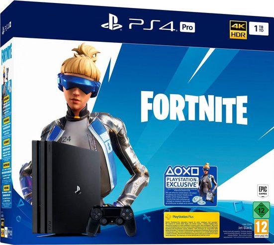 Playstation 4 Pro + Fortinite PS4 PRO 1TB Otto.de (284 e po rabacie)