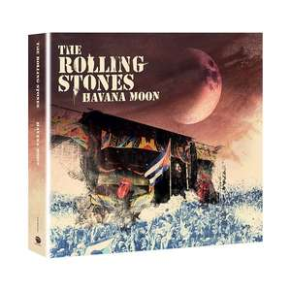 bład? promocja? ROLLING STONES: HAVANA MOON (LIMITED) [2CD]+[DVD]