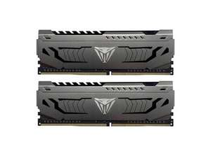 PATRIOT VIPER STEEL DDR4 16GB KIT (2X8GB) 3733MHZ CL17-21-21-41