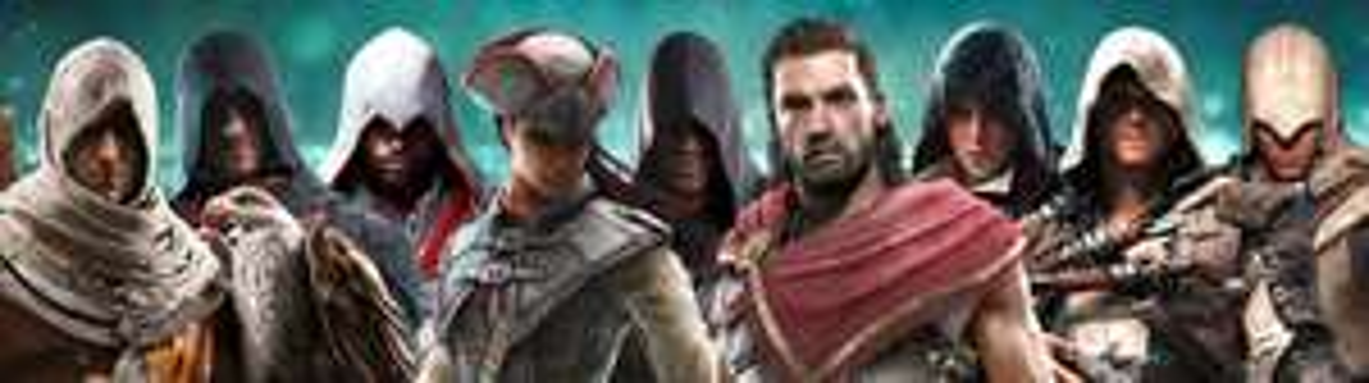 Pełna kolekcja Assassin's Creed ze wszystkimi DLC (ANIMUS PACK)