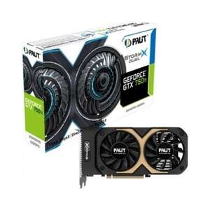 Palit GeForce GTX 750 Ti StormX Dual 2GB DDR5 PCI-E BOX