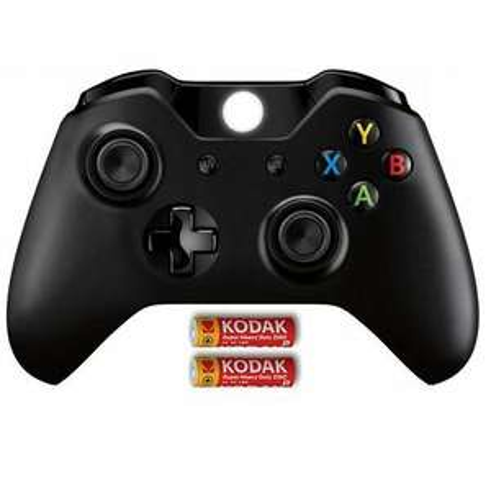 Bezprzewodowy Gamepad XBOX ONE pad PC kolor czarny
