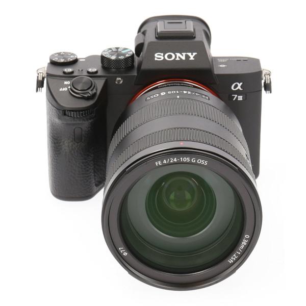 Sony A7 III 24-105 f/4.0 Cashback 2000zł