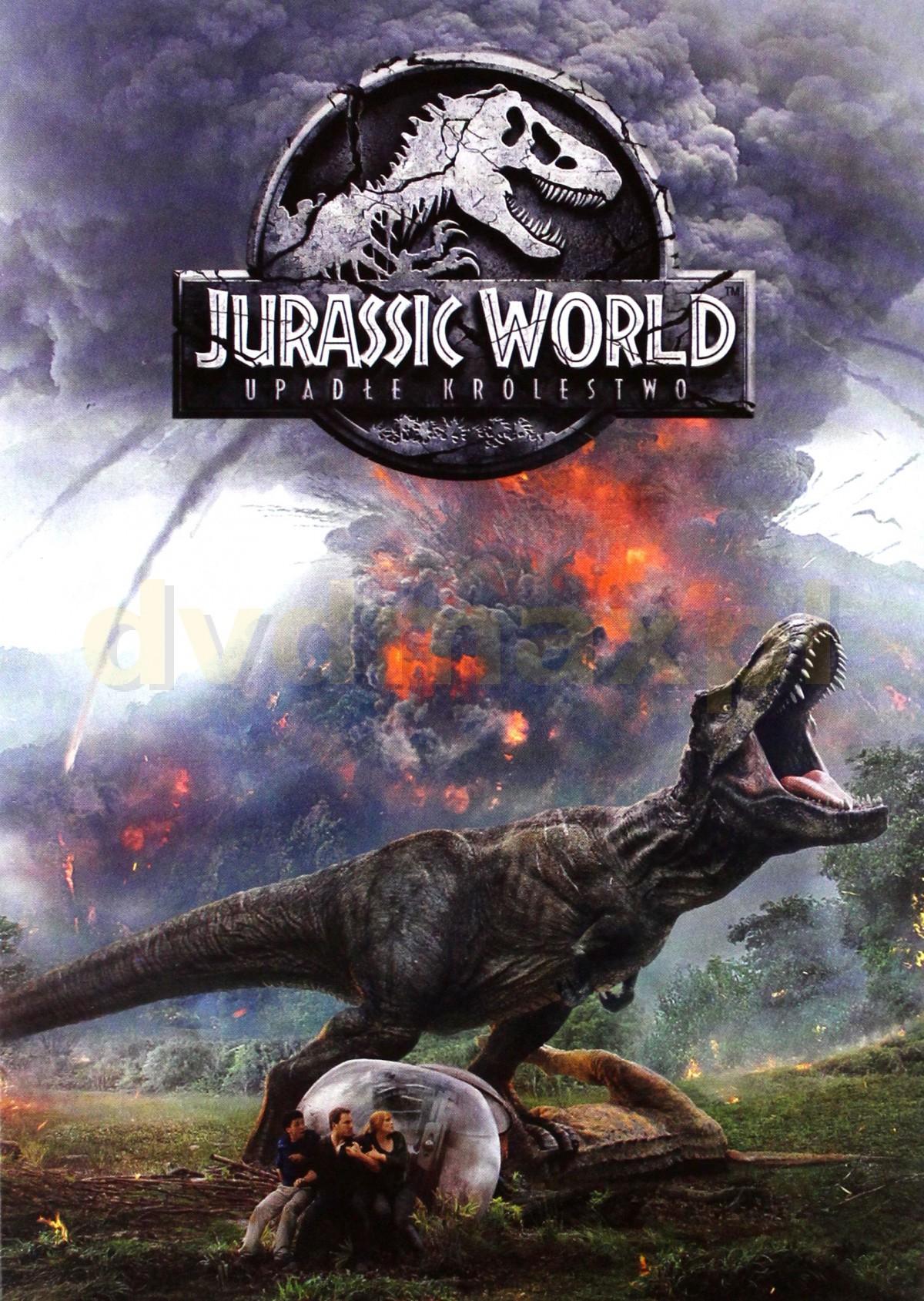 Jurassic World: Upadłe Królestwo [DVD]