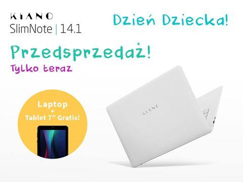 Kiano SlimNote 14.1 - Przedsprzedaż !
