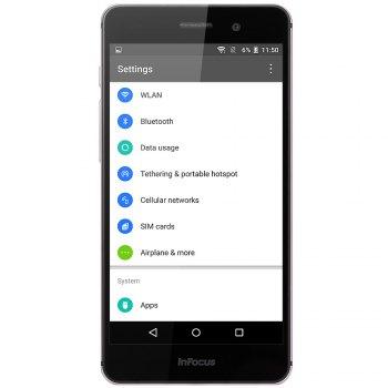 INFOCUS M808 LTE 2GB/16GB @ igogo.es